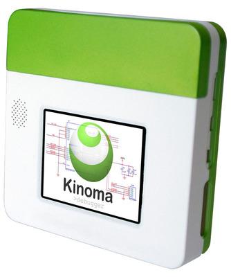 Kinoma Create.  (PRNewsFoto/Marvell)