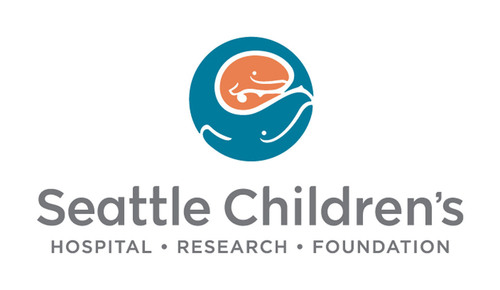 Seattle Children's Hospital logo.