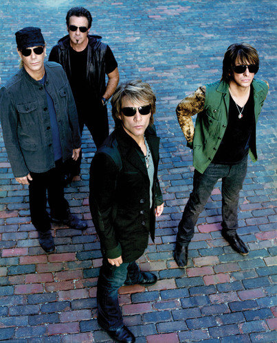 MTV Announces Bon Jovi Will Receive the First-Ever Global Icon Award at the 2010 MTV EMAs