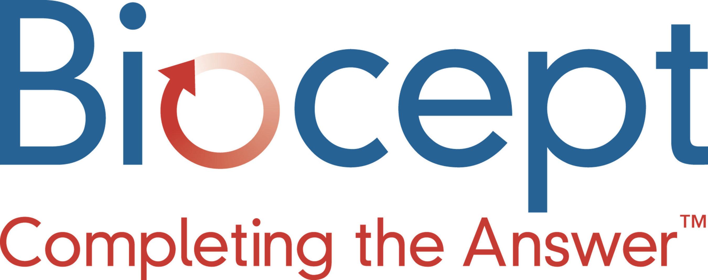 Biocept Logo.
