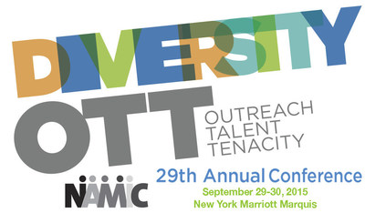 Official Logo - 29th Annual NAMIC Conference #DiversityOTT #NAMICNational