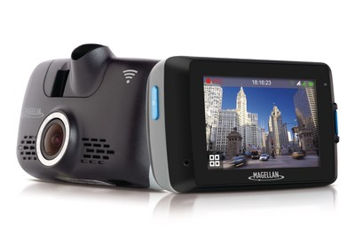 Stylish and lightweight, the MiVue 658 DashCam will be one of the many premium devices Magellan is featuring at SEMA 2015.