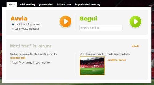 LogMeIn sceglie lâeuro(TM)Italia per accelerare la crescita di join.me, la popolare soluzione per i meeting online (PRNewsFoto/Red Lorry Yellow Lorry)
