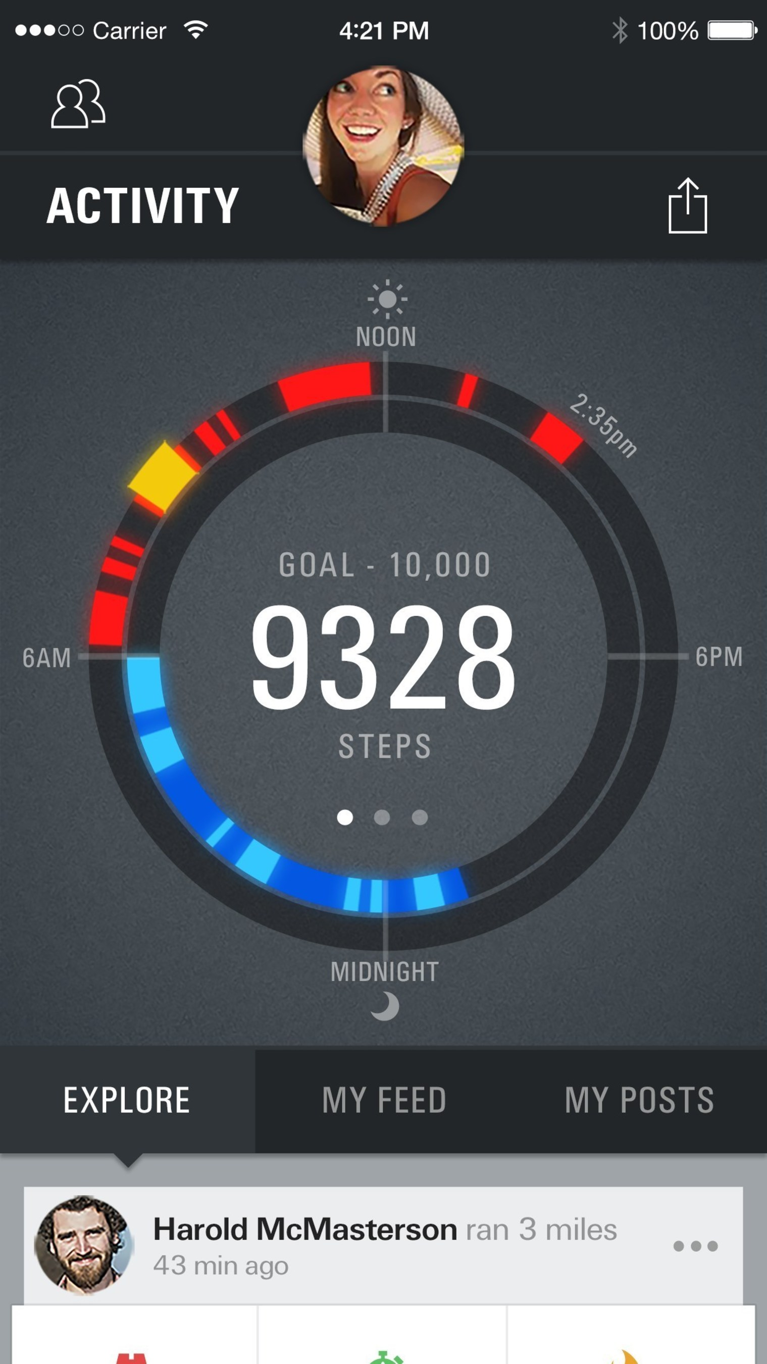 under armour launches ua record u2122  the latest addition to the definitive digital health and
