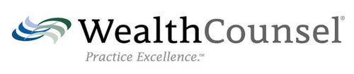 "WealthCounsel unveils new logo and branding. The new tagline ""Practice Excellence"" represents WealthCounsel's unique brand promise.  (PRNewsFoto/WealthCounsel)"