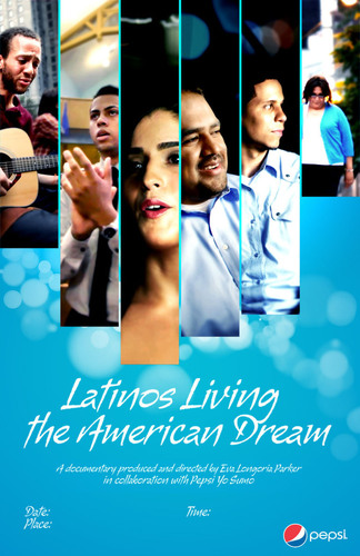 Eva Longoria Parker Premieres 'Latinos Living The American Dream' to Showcase How Latinos are
