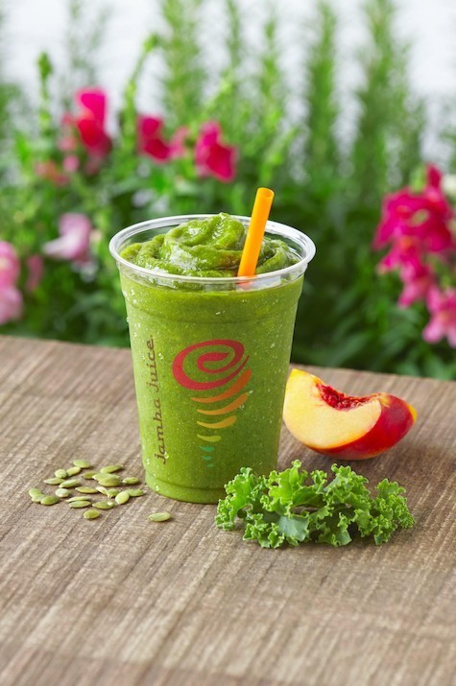 Jamba Juice Helps Consumers Enjoy a