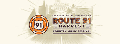 Route 91 Harvest Festival (PRNewsFoto/Live Nation Entertainment)