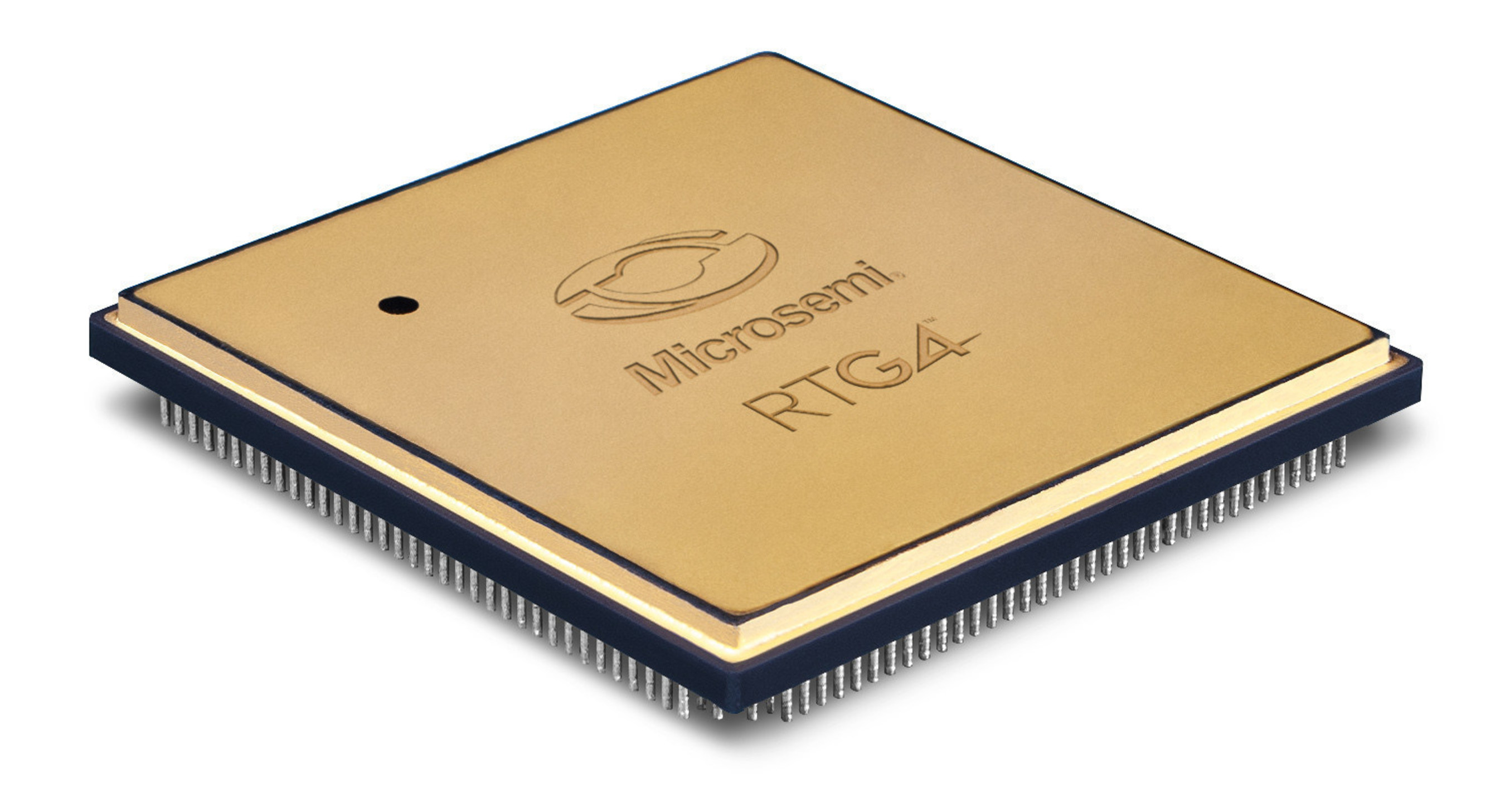 Microsemi Announces RTG4 Radiation-tolerant FPGAs For High-speed Signal Processing Applications