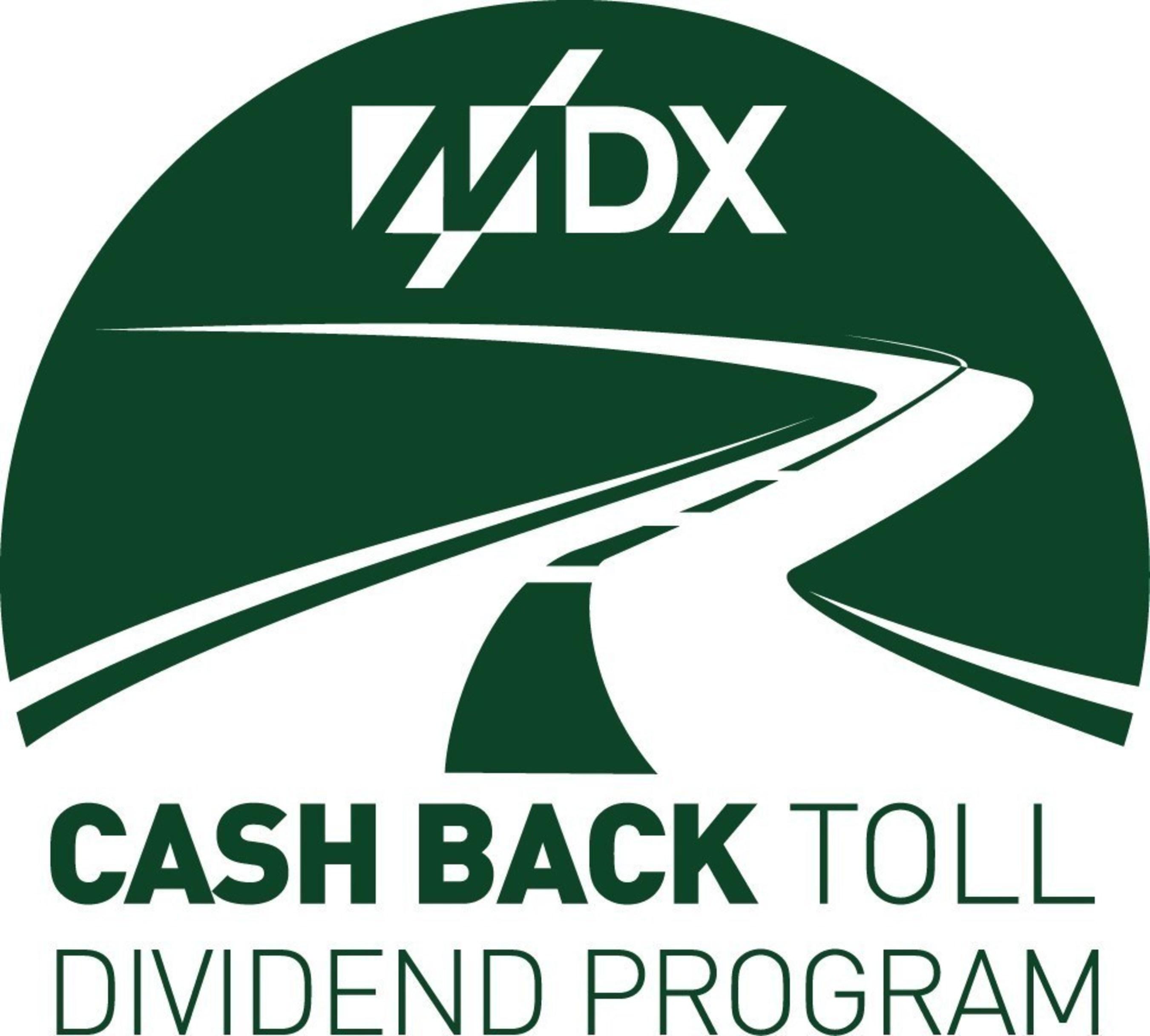Open Enrollment for MDX Cash Back Toll Dividend Program Set