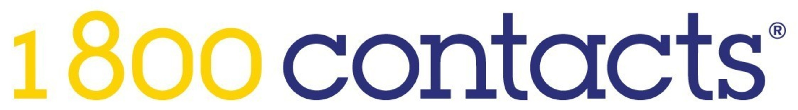 1-800 CONTACTS logo (PRNewsFoto/1-800 CONTACTS)