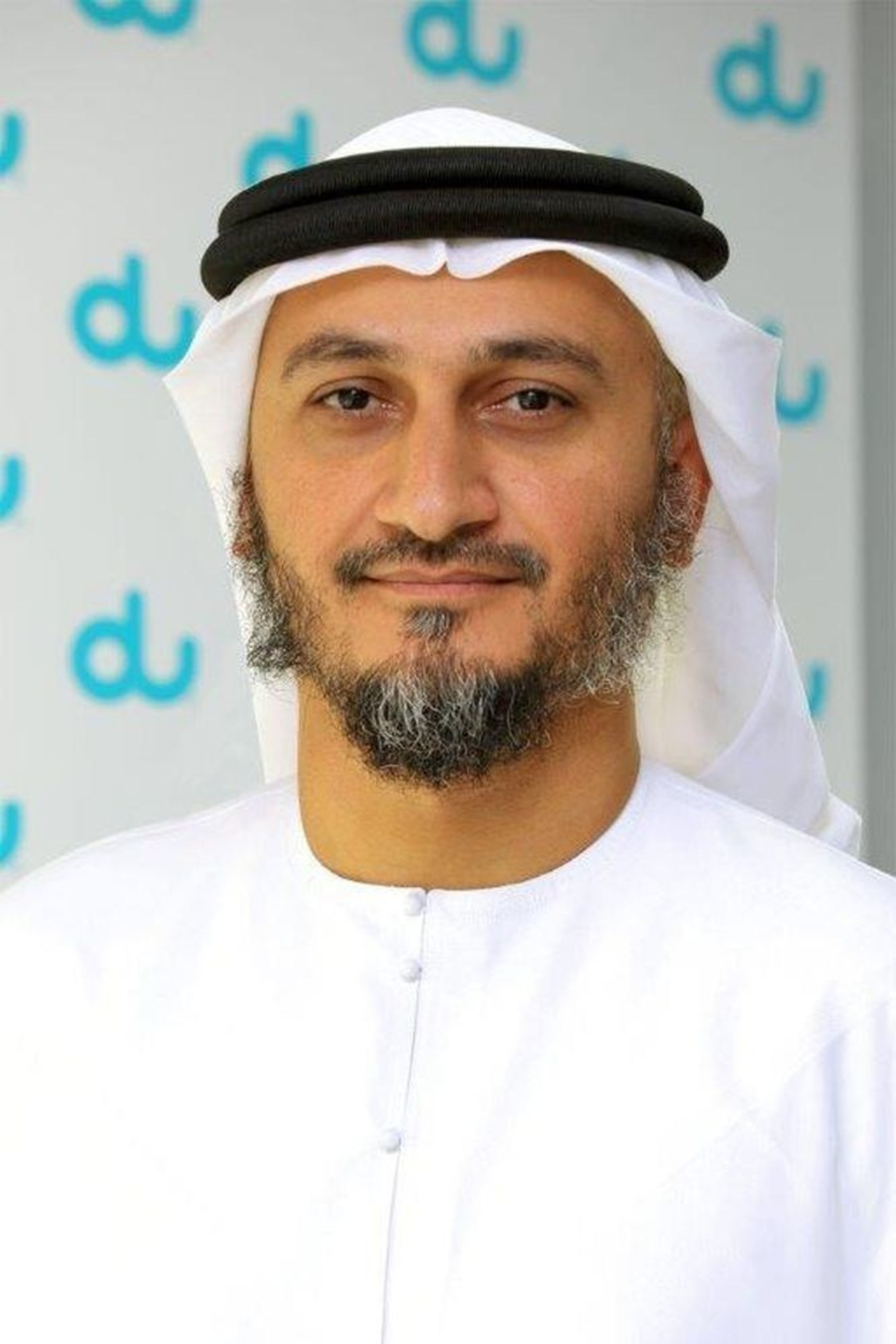 Mr. Saleem AlBlooshi, Executive Vice President - Network Development & Operations, du (PRNewsFoto/Polystar)