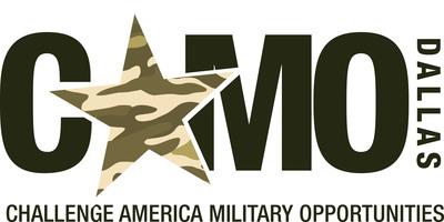 Challenge America Military Opportunities - CAMO Dallas.  (PRNewsFoto/Challenge America)