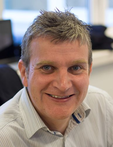 Halcyon Software Builds Marketing Team With New Senior Appointment - Ash Giddings (PRNewsFoto/Halcyon Software)