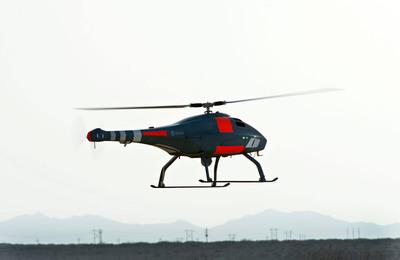 Saab Skeldar Unmanned Aerial System.  (PRNewsFoto/Saab North America)
