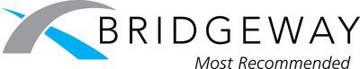 Bridgeway Software logo.  (PRNewsFoto/Bridgeway Software)
