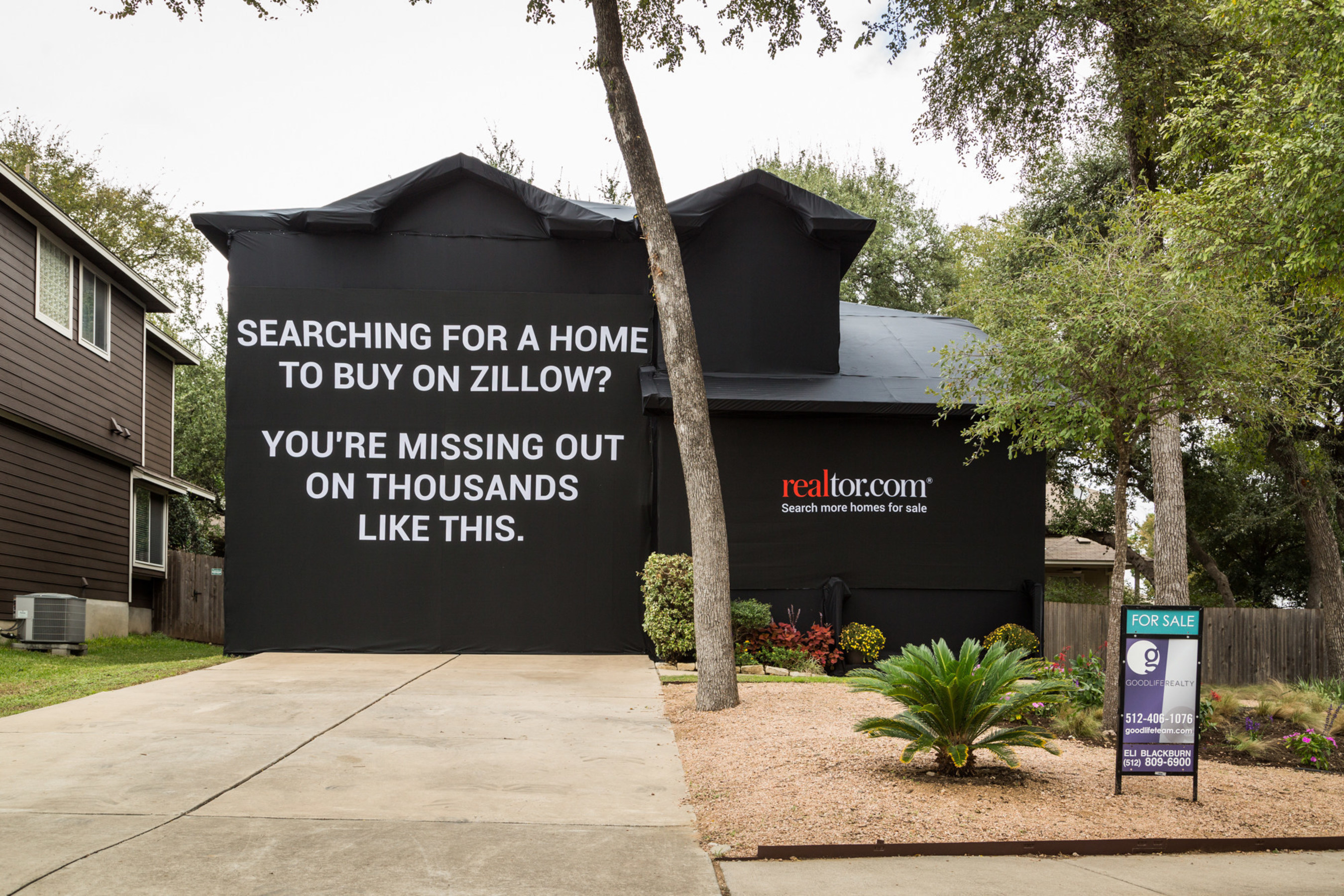 Realtor.com house wrap