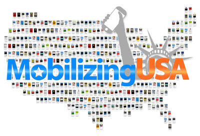 MobilizingUSA collage.  (PRNewsFoto/bMobilized)