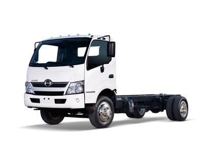 Hino Trucks 155 Model
