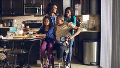"Honey Maid, a Mondelēz International brand with a legacy of celebrating the diverse fabric of the American family, is embarking on the third year of its ""This Is Wholesome"" campaign, today sharing stories of families who have been brought closer together through one thing: acceptance."