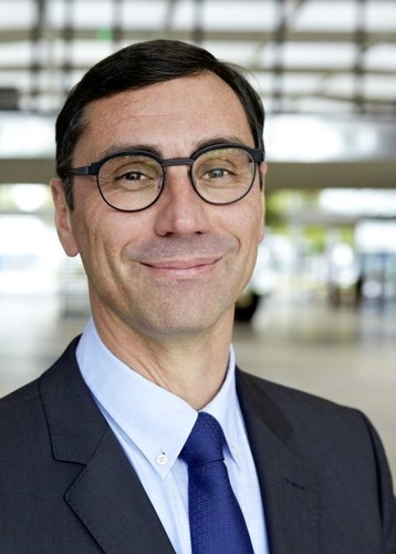 Franck Houdebert, an experienced Human Resources Director, is joining the Hager Group Board of Directors / Hager Group puts Human Resources in the forefront (PRNewsFoto/Hager Group) (PRNewsFoto/Hager Group)
