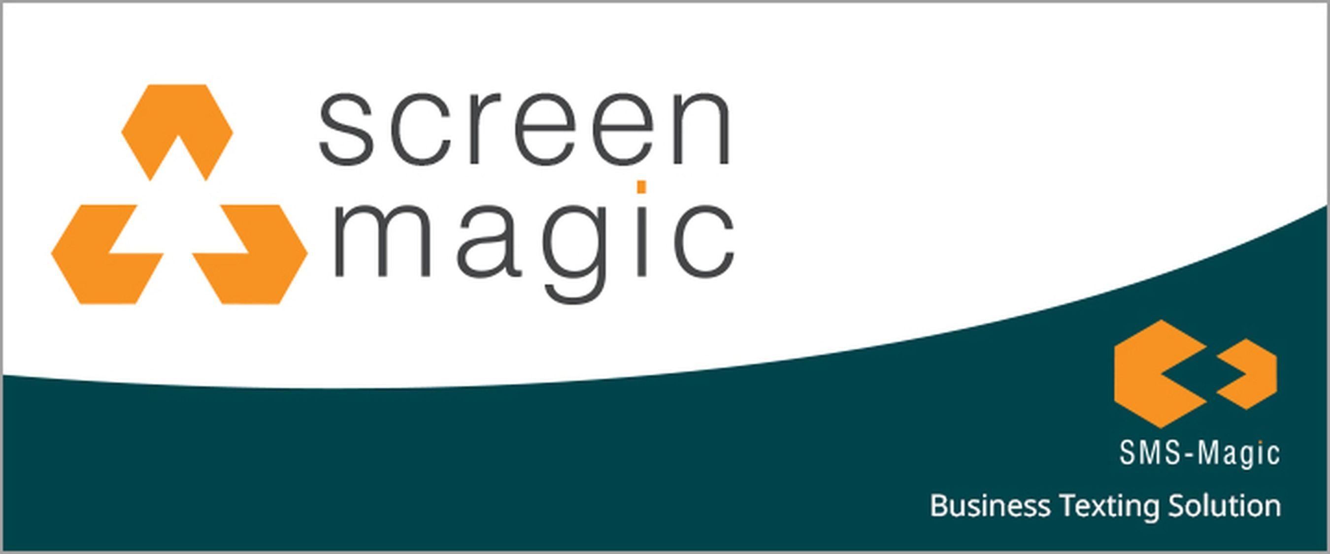 Screen-Magic Mobile Media Logo (PRNewsFoto/Screen-Magic Mobile Media)