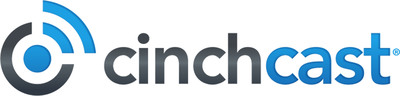 Cinchcast: Connect, Simply.  (PRNewsFoto/Cinchcast, Inc.)