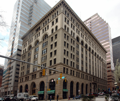 New York-based JK Equities LLC (also known as Equitable Development), has acquired the 225,000-square-foot Equitable Office Building located at the intersection of Calvert and Fayette Streets. Transwestern Vice Presidents Leo McDermott and Kasey Hughes represented the seller.  (PRNewsFoto/Transwestern)