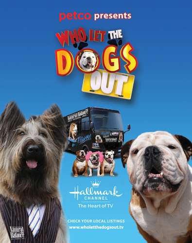 Hallmark Channel To Premiere Season II Of The Hit Series 'Who Let The Dogs Out' On February 1St