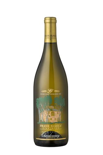 Frank Family Vineyards Chardonnay chosen best in China. (PRNewsFoto/Frank Family Vineyards) (PRNewsFoto/FRANK ...