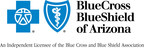 Blue Cross Blue Shield of Arizona logo.