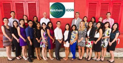 Omnicom Group's Ketchum Acquires ICON International Communications in Singapore