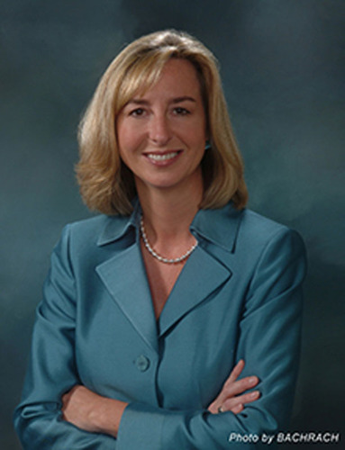 Dr. Kerry Healey, Babson College's next President.  (PRNewsFoto/Babson College)