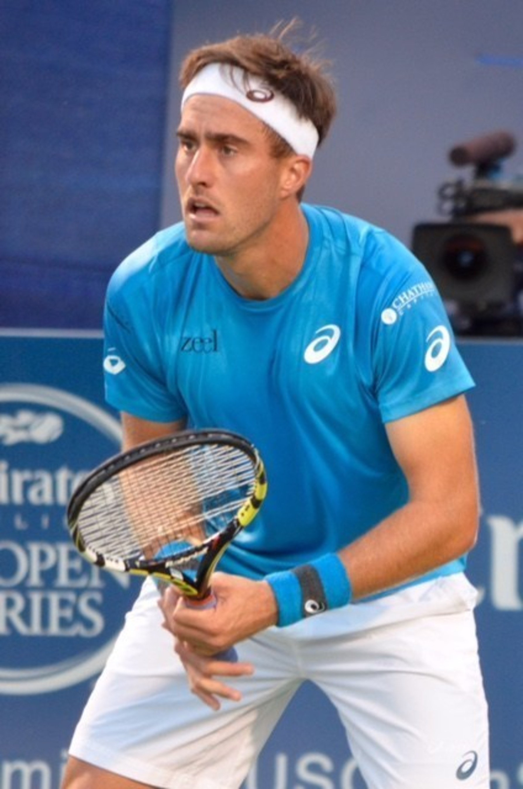 Zeel Sponsors Pro Tennis Athlete Steve Johnson At US Open
