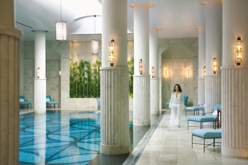 The spas at Four Seasons Hotels and Resorts have received numerous industry and traveller accolades, including SpaFinder's Best Spa Brand and recently, The SPA Traveller's Most Popular Hotel, Resort and Spa Group.  (PRNewsFoto/Four Seasons Hotels and Resorts)