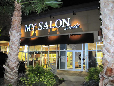 MY SALON Suite is the market leader in the salon franchising industry.  (PRNewsFoto/MY SALON Suite)
