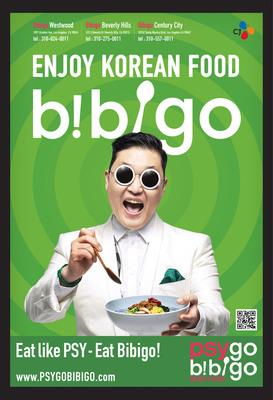 Psy Go, Bibigo chef talent search in partnership with bibigo™ restaurants and food products