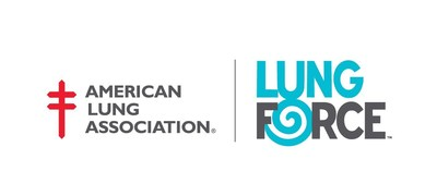 American Lung Association & LUNG FORCE Logo