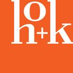 HOK logo. (PRNewsFoto/HOK)