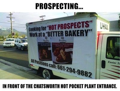 "Looking for ""Hot Prospects"" Please visit betterbakeryco.com"