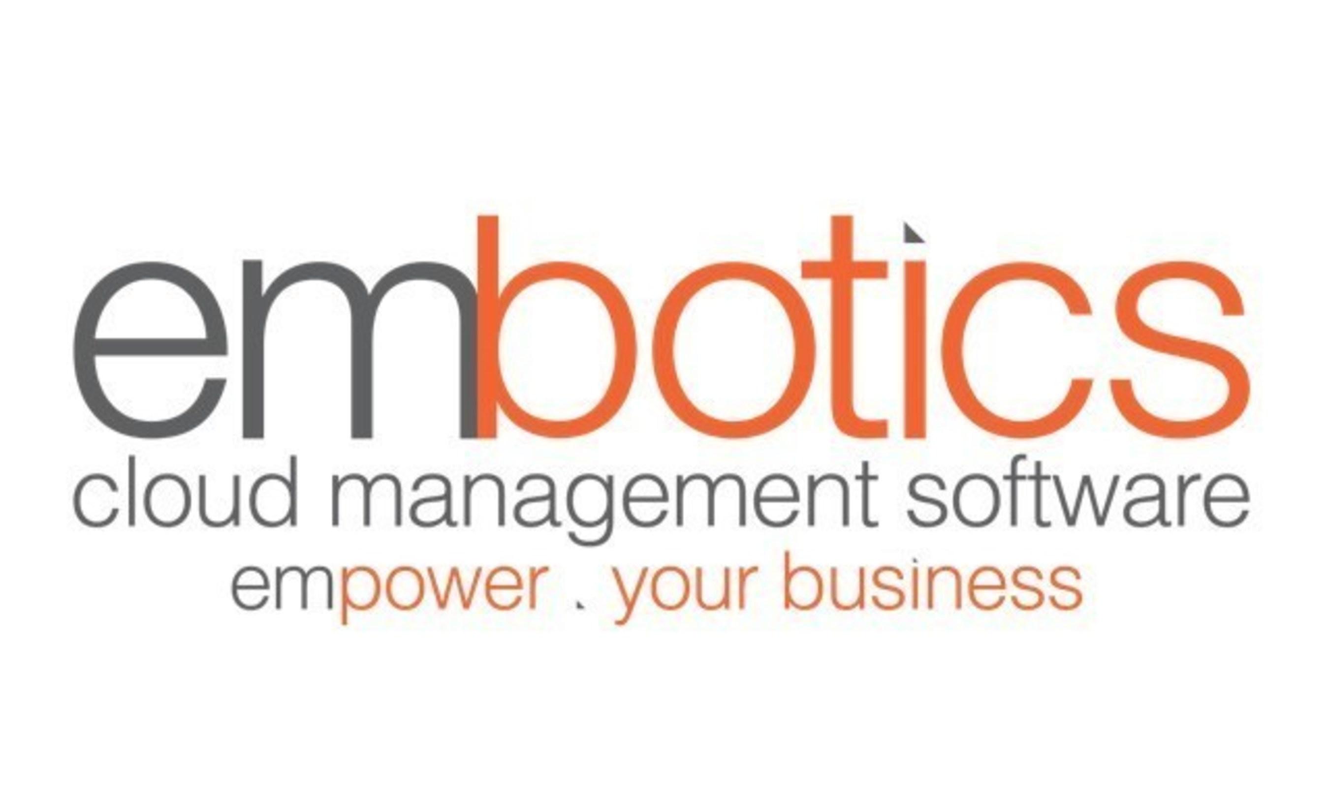 Embotics logo (PRNewsFoto/Embotics)