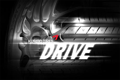 Kumho Tires Drive.(PRNewsFoto/Kumho Tire USA)