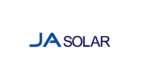 JA Solar Logo.  (PRNewsFoto/JA Solar)