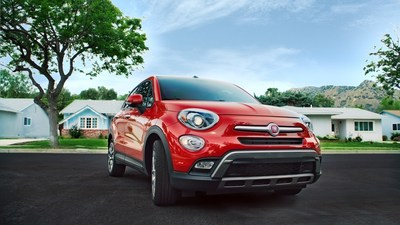 "The FIAT brand launches a new marketing campaign - ""A Whole New Way to Look at FIAT"" for the Fiat 500X crossover with six new TV and online commercials."