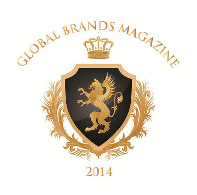 Global Brands Magazine Awards (PRNewsFoto/Global Brands Publications Ltd)