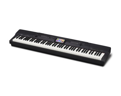 Deck the Halls and Entertain at Home This Holiday Season with Casio's New Compact Grand Piano(TM)