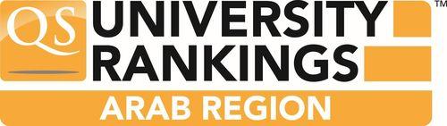 QS University Rankings Arab Region Logo (PRNewsFoto/QS Quacquarelli Symonds)