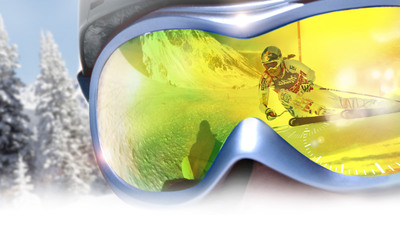 Channel the ski racing champ in you with Vail Resorts' new EpicMix Racing.  (PRNewsFoto/Vail Resorts, Inc.)