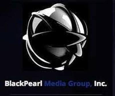 Black Pearl Media Group logo.  (PRNewsFoto/Primewinn)