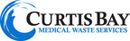 Curtis Bay Medical Waste Services, headquartered in Baltimore, Maryland, provides comprehensive medical waste solutions including collection, transfer, transportation, recycling, waste reduction, sharps management, disposal, and consulting services to hospitals, medical offices, pharmacies and other healthcare providers. www.curtisbaymws.com.  (PRNewsFoto/Curtis Bay Medical Waste Services)